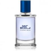 David Beckham Classic Blue eau de toilette pentru bărbați 40 ml
