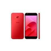 Smartphone Asus Zenfone 4 Selfie Pro ZD552KL Vermelho 64GB, Tela 5.5, Dual Chip, Câmera Frontal Dupla, Android 7.0, Processador Octa Core e 4GB RAM