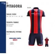 Zeus - Completo Calcio Kit Pitagora Mezza Manica