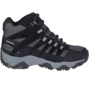 Merrell Mens Dashen Mid WP Black Granite