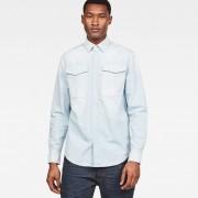G-Star RAW Bristum Utility Straight Overhemd