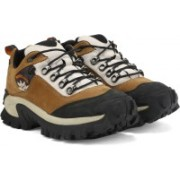 Woodland Leather Outdoor Shoes For Men(Brown)