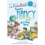 Fancy Nancy and the Boy from Paris, Hardcover