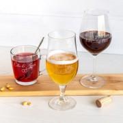 smartphoto Drinkglas med gravyr (Set om 2)