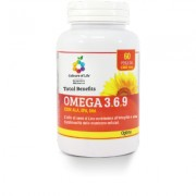 Omega 3.6.9 Total Benefit Colours Of Life® Optima Naturals 60 Perle