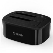 Orico Dual Bay Usb3.0 Hdd Docking With Clone Function