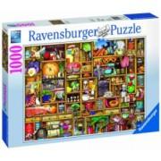 Puzzle Dulap De Bucatarie 1000 Piese.Tehnologie Softclick