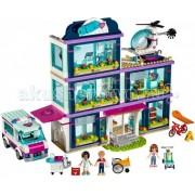 Lego Конструктор Lego Friends 41318 Лего Подружки Клиника Хартлейк-Сити