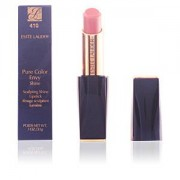 Estée Lauder PURE COLOR ENVY SHINE lipstick #410-mischievous rose