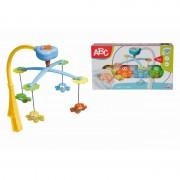 Carusel Muzical Bebe Cu Albinute Simba Toys
