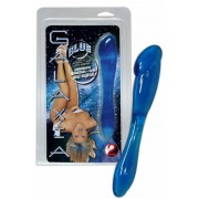 You2Toys Galaxia blue - gelové dildo