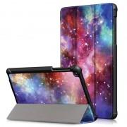 Bolsa Fólio Tri-Fold para Samsung Galaxy Tab A 8 (2019) with S Pen - Galáxia