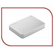 Жесткий диск Toshiba Canvio Premium 2Tb Silver HDTW120ECMCA