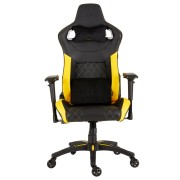 Silla Corsair Gaming T1 Race reclinable 4D negro/amarillo