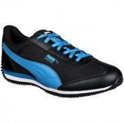 Puma Men's Velocity Tetron Black Running Shoes
