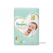 Scutece Pampers Premium Care 5 junior 44 buc.