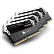 Corsair Dominator Platinum DDR3 2666MHz CL12 Desktop Memory Modules - 32GB Kit (4 x 8GB)