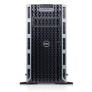 Sistem server Dell Server Tower PowerEdge T330 - Tower - Intel Xeon E3-1220v6 4C/4T 3.0GHz, 8GB (1x8GB) DDR4-2400 UDIMM, DVD+/-RW, 1x 1TB 7.2K SATA (max. 8 x 3.5'' hot-plug HDD), PERC H330, iDRAC8 Express, Hot-plug Power Supply (1+0) 495W