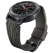 Samsung Gear S3 Arik Levy Silicone Band ET-YSI76MD - Facet