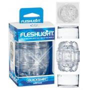 Fleshlight Quickshot Vantage - utazó maszturbátor