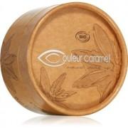 Couleur Caramel Bio Mineral Foundation fond de ten ușor, sub formă de pudră minerală compactă culoare č.4 - Golden Beige 6 g
