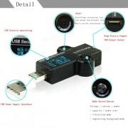 Tester USB verificare voltaj consum etc multifunctional