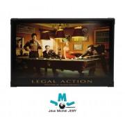 Tableau Led 'Legal Action'