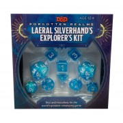 Wizards of the Coast Dungeons & Dragons Forgotten Realms: Laeral Silverhand's Explorer's Kit - Dice & Miscellany english