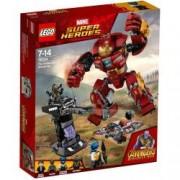 LEGO R Super Heroes Distrugerea Hulkbuster 76104