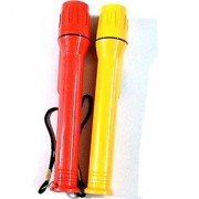 Multi Power Led Hi-Tech Slim Torch. 2 pic Combo Pack.