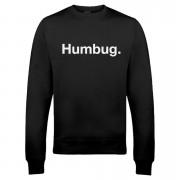 Humbug Christmas Sweatshirt - Black - XXL - Black