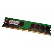 DIMM DDR2/800 1024M TRANSCEND *retail* (TS128MLQ64V8U)