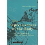 Expressiveness of the Body and the Divergence of Greek and Chinese Medicine (Kuriyama Shigehisa)(Paperback) (9780942299892)