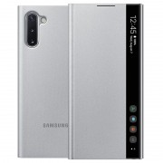 Bolsa Clear View Cover EF-ZN970CSEGWW para Samsung Galaxy Note10 - Prateado