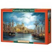 Puzzel New Day at the Harbour - 3000 stukjes