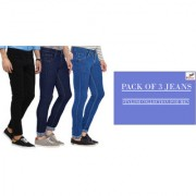 Stylox Pair of 3 Jeans Stylish for Men
