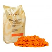 Ciocolata CALLEBAUT Orange 2.5 Kg
