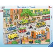 Puzzle Oras Plin De Viata, 12 Piese Ravensburger