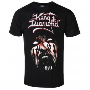 tričko pánské KING DIAMOND - PUPPET MASTER FACE - PLASTIC HEAD - PH11808