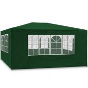 Pawilon Ogrodowy Handlowy 3x4 Namiot Zielony
