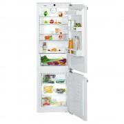Combina frigorifica incorporabila ICN 3314, NoFrost, DuoCooling, BioCool, 256 L, Clasa A++