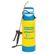 Pulverizator Gloria Primex 5 Capacitate 5 litri Pompa puternica Presiune 3 bar Galben