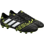 ADIDAS NEMEZIZ MESSI 17.4 FXG Football Shoes For Men(Black)