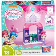 Shimmer and Shine - Vestidor Magico genio Shimmer