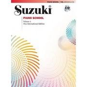 Suzuki Piano School, Vol 4: Book & CD, Paperback/Seizo Azuma