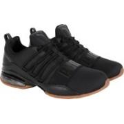 Puma Cell Regulate Nature Tech Running Shoes For Men(Black)