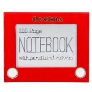 Paladone Toy Box Etch-A-Sketch Notebook