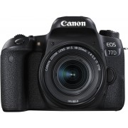 Canon EOS 77D + 18-55mm IS