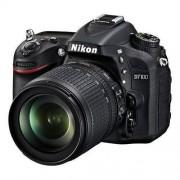 Refurbished-Very good-Reflex Nikon D7100 Black + Nikkor Lens f/3.5-5.6G ED VR