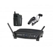 Set microfon fara fir Audio Technica System 10 ATW 1101 cu Pro 35
